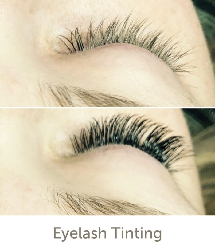 Before and After Eyelash Treatment | Athena Skin and body, Medical Spa in Raleigh, NC