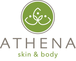 Athena Skin and body Footer Logo | Medical Spa in Raleigh, NC